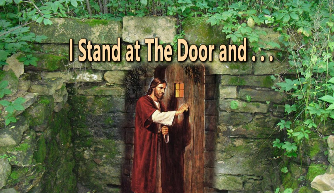 I Stand at the Door and Knock.